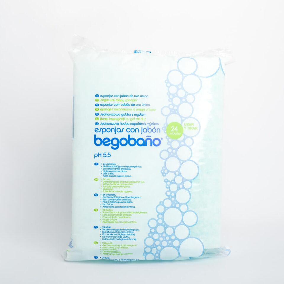 BB1 FIBER SOAP SPONGE – PACK 24