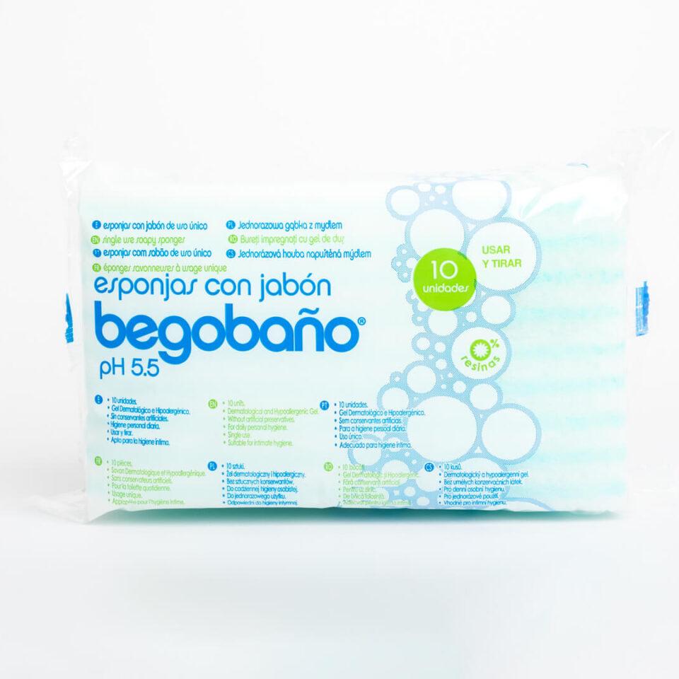 BB3 FIBER SOAP SPONGE – PACK 10