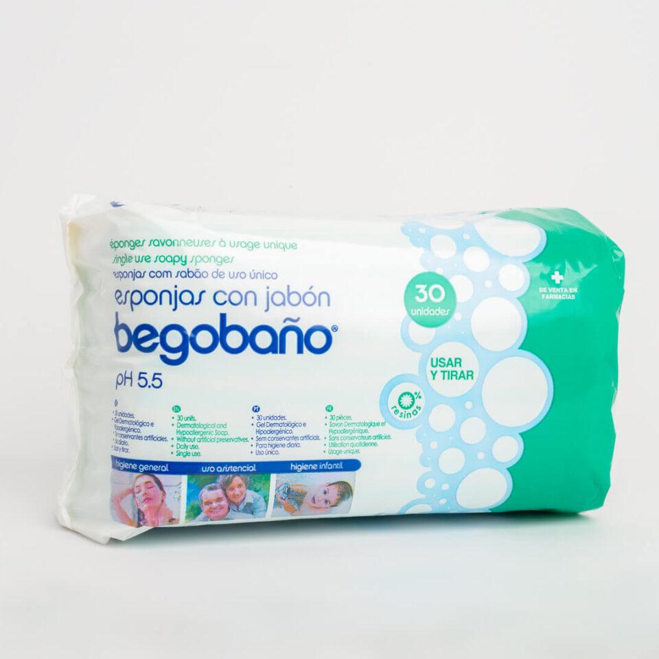 BB8 FIBER SOAP SPONGE – PACK 30