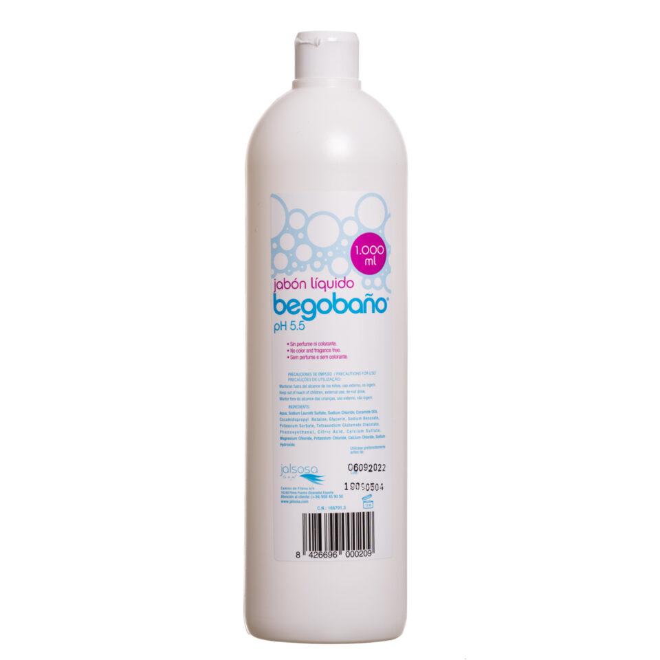 BJT-001 JABÓN LÍQUIDO BEGOBAÑO 1.000 ml